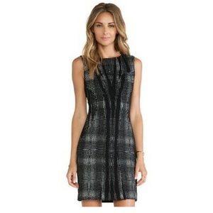 Diane Von Furstenburg Mackenzie Knit Bodycon Dress